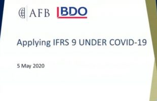 Applying IFRS 9 UNDER COVID-19 | BDO LLP & Association of Foreign Banks