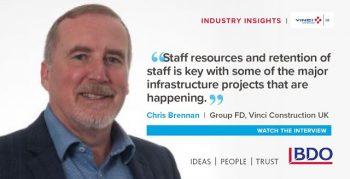 Construction Industry Insights – VINCI Construction UK | BDO