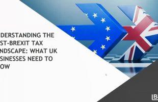 Indirect Tax Post Brexit | BDO Webinar