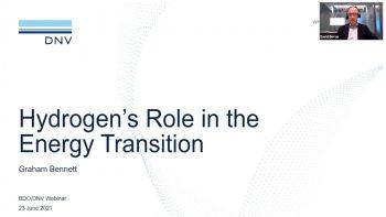 Green hydrogen: where next for the renewables industry? | BDO Webinar