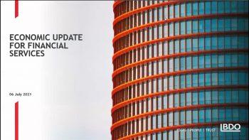 BDO Financial Services Economic Update | July 2021