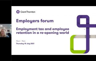Employment Tax and Employee Retention in a re-opening world