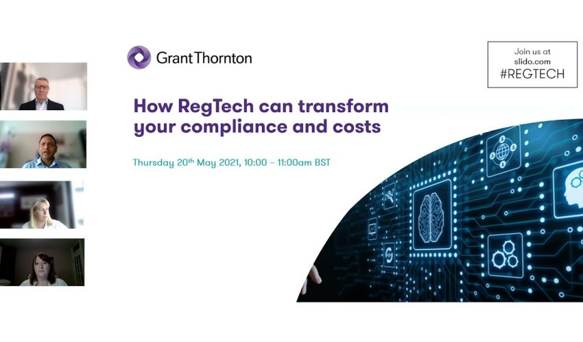 How RegTech can transform your compliance and costs