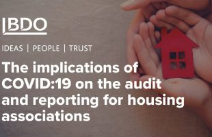 The implications of COVID-19 on Housing Associations audit & reporting | BDO Webinar