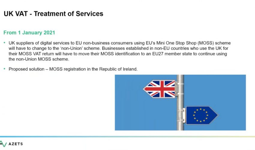 Azets Webinar: UK & Ireland Trade Corridor – Post Brexit