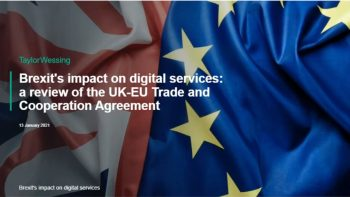 Brexit's impact on digital services: a review of the UK-EU Trade and Cooperation Agreement