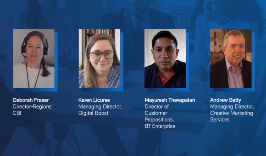 CBI – SME Webinar – Closing the digital skills gap – 15 April 2021