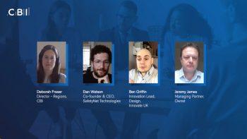 CBI – SME Webinar –   Effective Innovation in Challenging – 25 February 2021