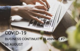 COVID-19 Business Continuity Planning Webinar – 5 August