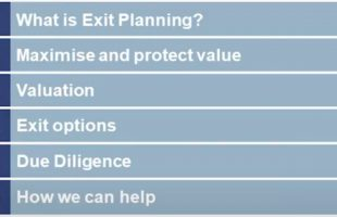 Exit Planning: Part two