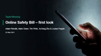 The UK's Online Safety Bill