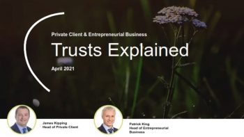 Trusts Explained