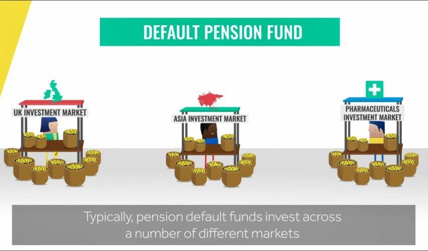 Default Pension Funds Explained